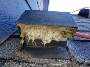 Dryer vent in Colorado Springs needs cleaning