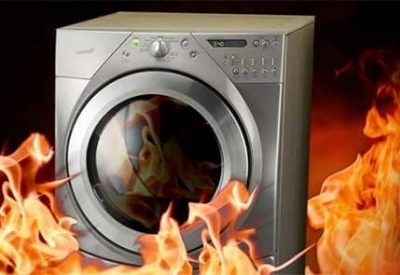 Prevent dryer vent fires with Dryer Vent Cleaning
